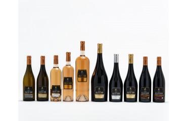 La gamme de vins GRAND RIBE regorge de cuvées médaillées